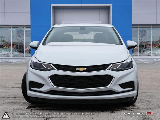 2017 Chevrolet Cruze LT Auto (Stk: 7758A) in Mississauga - Image 2 of 27