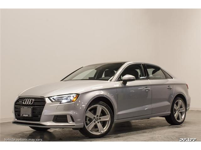 2018 Audi A3 2.0T Komfort (Stk: T14582) in Vaughan - Image 1 of 7