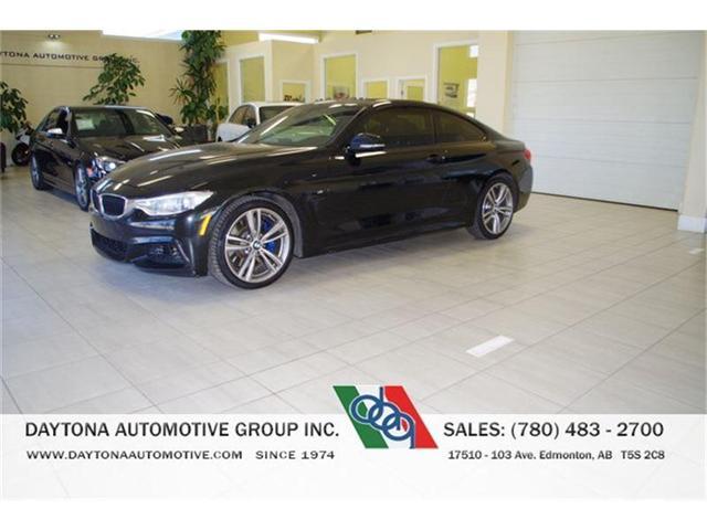 2014 BMW 435i XDRIVE MANUAL TWIN TURBO (Stk: 4770) in Edmonton - Image 1 of 19