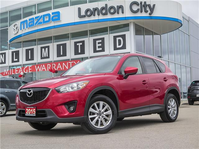 2014 Mazda CX-5 GS (Stk: U1455) in London - Image 1 of 26