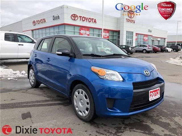 2013 Scion xD Base (Stk: D181397A) in Mississauga - Image 1 of 9