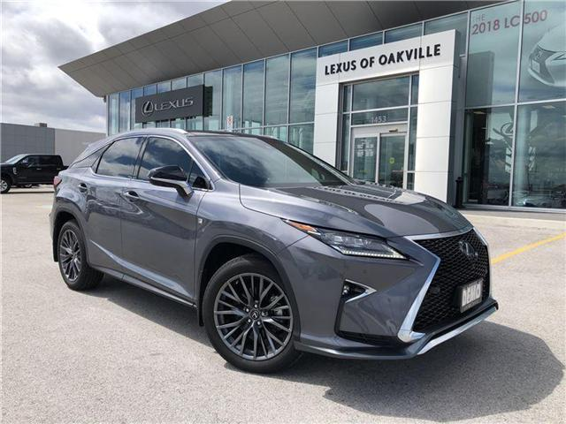 2017 Lexus RX 350 Base (Stk: 17875) in Oakville - Image 1 of 20