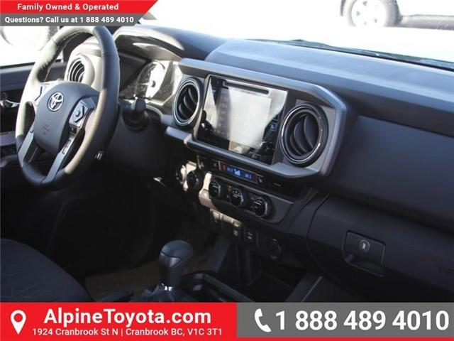 2018 Toyota Tacoma TRD Off Road (Stk: X124987) in Cranbrook - Image 10 of 17