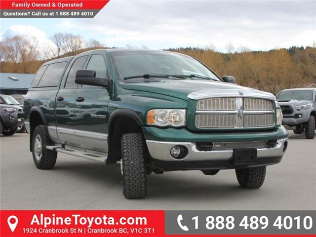 2003 Dodge Ram 2500 Laramie (Stk: X031570A) in Cranbrook - Image 7 of 18