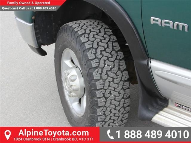 2003 Dodge Ram 2500 Laramie (Stk: X031570A) in Cranbrook - Image 16 of 18