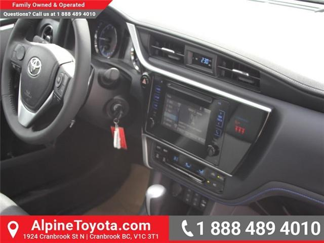 2018 Toyota Corolla SE (Stk: C076086) in Cranbrook - Image 11 of 18