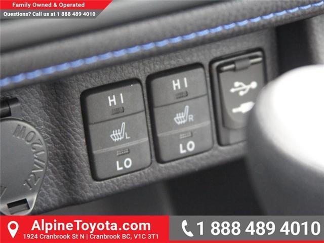 2018 Toyota Corolla SE (Stk: C076086) in Cranbrook - Image 14 of 18