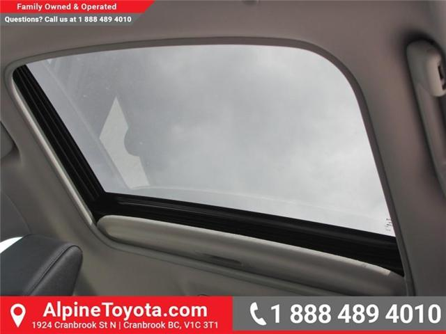 2018 Toyota Corolla SE (Stk: C076086) in Cranbrook - Image 16 of 18
