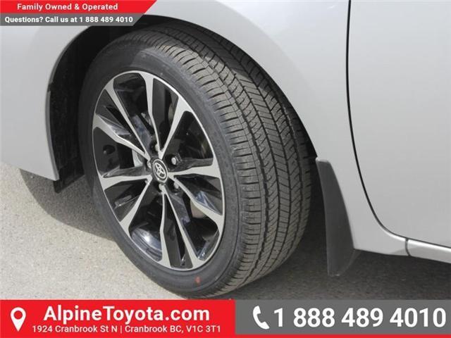 2018 Toyota Corolla SE (Stk: C076086) in Cranbrook - Image 18 of 18