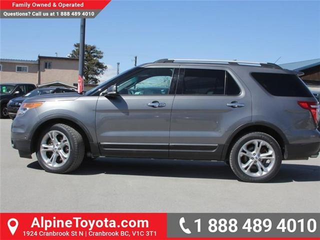 2014 Ford Explorer Limited (Stk: S527345A) in Cranbrook - Image 2 of 19