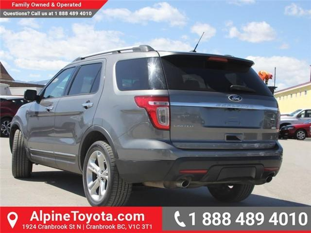 2014 Ford Explorer Limited (Stk: S527345A) in Cranbrook - Image 3 of 19