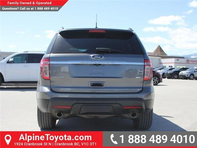 2014 Ford Explorer Limited (Stk: S527345A) in Cranbrook - Image 4 of 19