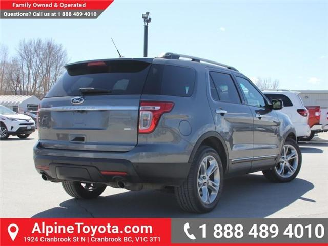 2014 Ford Explorer Limited (Stk: S527345A) in Cranbrook - Image 5 of 19