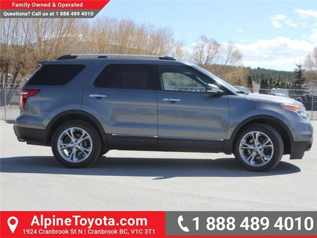 2014 Ford Explorer Limited (Stk: S527345A) in Cranbrook - Image 6 of 19