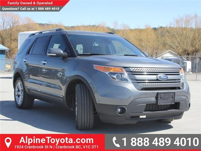 2014 Ford Explorer Limited (Stk: S527345A) in Cranbrook - Image 7 of 19