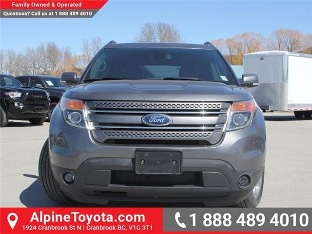 2014 Ford Explorer Limited (Stk: S527345A) in Cranbrook - Image 8 of 19