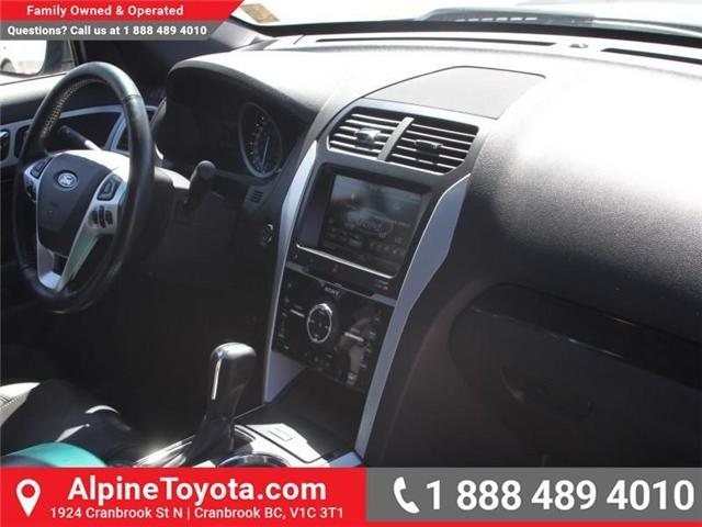 2014 Ford Explorer Limited (Stk: S527345A) in Cranbrook - Image 11 of 19