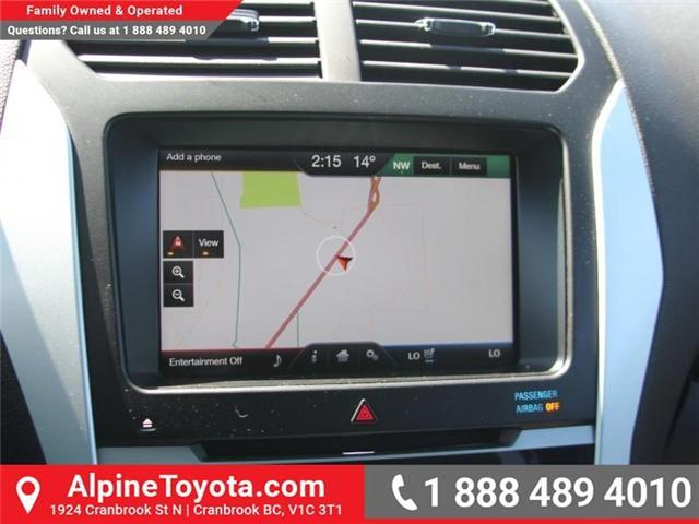 2014 Ford Explorer Limited (Stk: S527345A) in Cranbrook - Image 13 of 19