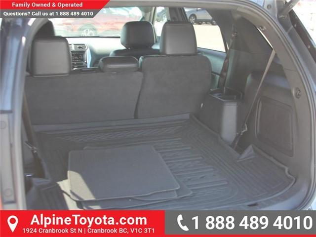 2014 Ford Explorer Limited (Stk: S527345A) in Cranbrook - Image 17 of 19