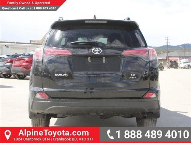 2018 Toyota RAV4  (Stk: W774316) in Cranbrook - Image 4 of 18