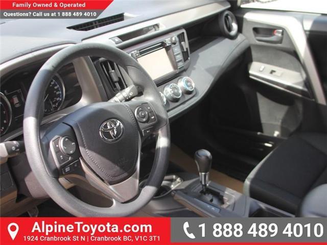 2018 Toyota RAV4  (Stk: W774316) in Cranbrook - Image 9 of 18