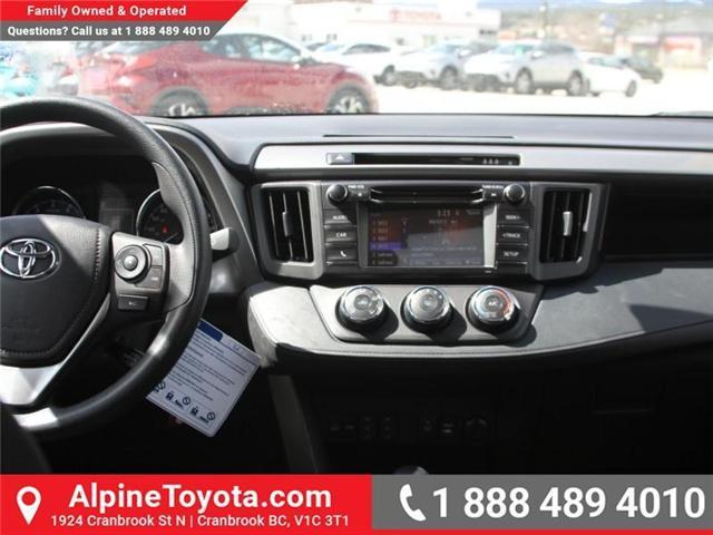 2018 Toyota RAV4  (Stk: W774316) in Cranbrook - Image 10 of 18