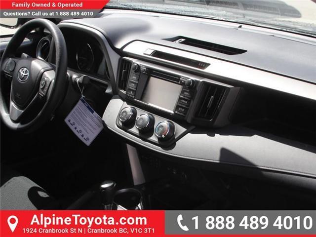 2018 Toyota RAV4  (Stk: W774316) in Cranbrook - Image 11 of 18