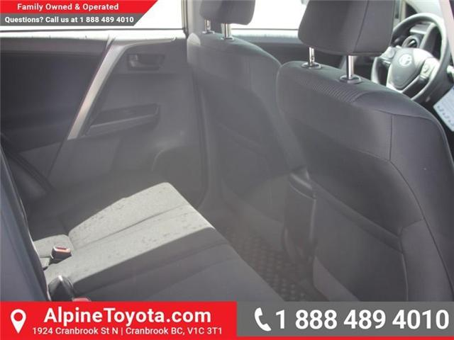 2018 Toyota RAV4  (Stk: W774316) in Cranbrook - Image 12 of 18