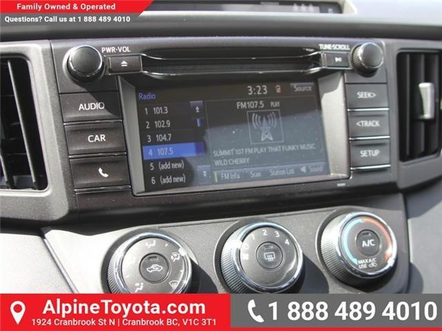 2018 Toyota RAV4  (Stk: W774316) in Cranbrook - Image 13 of 18