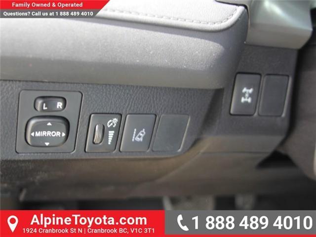 2018 Toyota RAV4  (Stk: W774316) in Cranbrook - Image 15 of 18