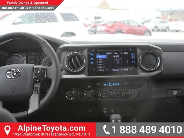 2018 Toyota Tacoma SR5 (Stk: X033494) in Cranbrook - Image 10 of 16