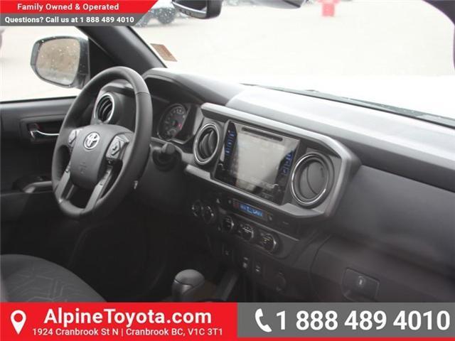 2018 Toyota Tacoma SR5 (Stk: X033494) in Cranbrook - Image 11 of 16