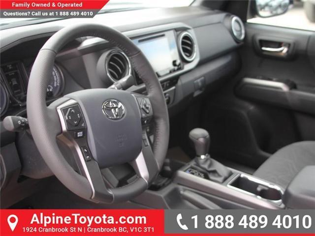 2018 Toyota Tacoma SR5 (Stk: X033796) in Cranbrook - Image 9 of 17