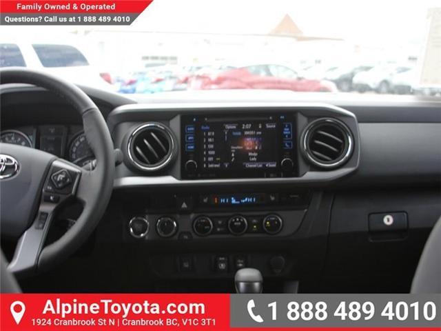 2018 Toyota Tacoma SR5 (Stk: X033796) in Cranbrook - Image 10 of 17