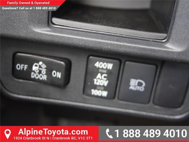2018 Toyota Tacoma SR5 (Stk: X033796) in Cranbrook - Image 15 of 17