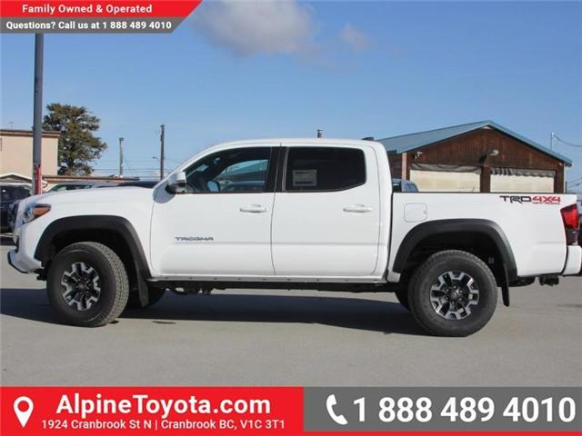 2018 Toyota Tacoma TRD Off Road (Stk: X139104) in Cranbrook - Image 2 of 18