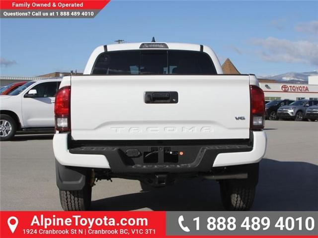 2018 Toyota Tacoma TRD Off Road (Stk: X139104) in Cranbrook - Image 4 of 18