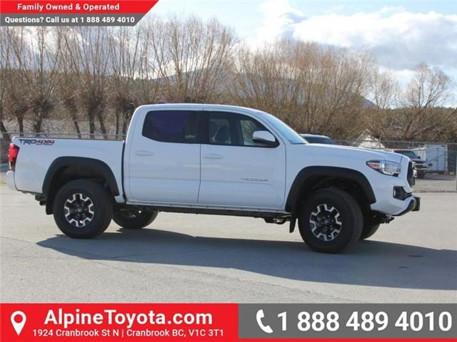 2018 Toyota Tacoma TRD Off Road (Stk: X139104) in Cranbrook - Image 6 of 18