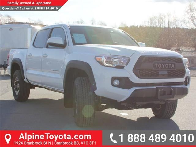 2018 Toyota Tacoma TRD Off Road (Stk: X139104) in Cranbrook - Image 7 of 18