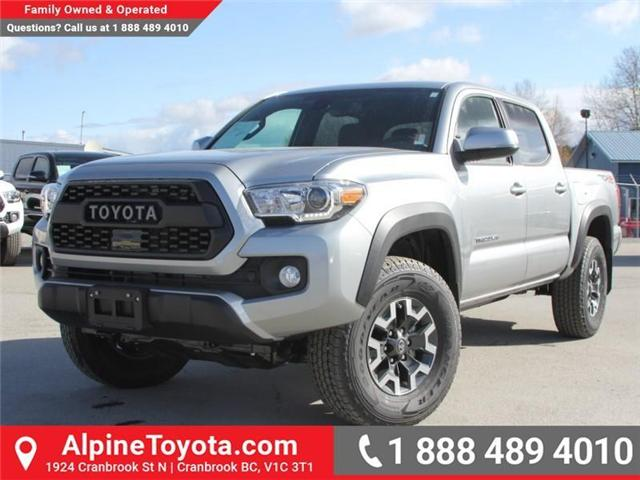 2018 Toyota Tacoma TRD Off Road (Stk: X140040) in Cranbrook - Image 1 of 18