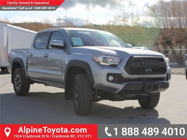 2018 Toyota Tacoma TRD Off Road (Stk: X140040) in Cranbrook - Image 7 of 18