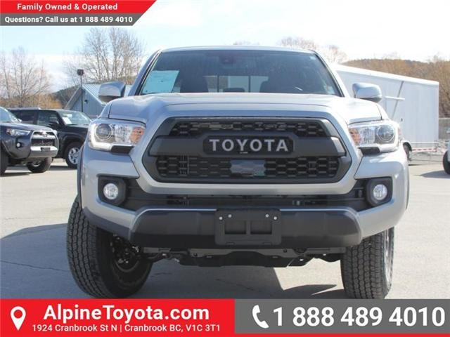 2018 Toyota Tacoma TRD Off Road (Stk: X140040) in Cranbrook - Image 8 of 18