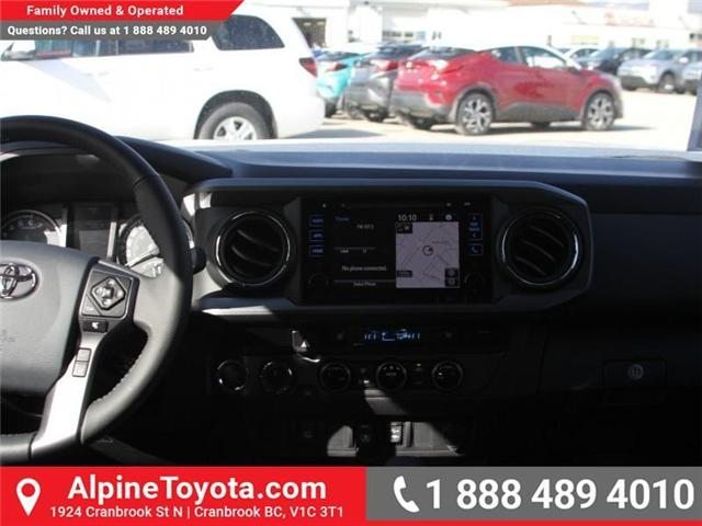2018 Toyota Tacoma TRD Off Road (Stk: X140040) in Cranbrook - Image 10 of 18