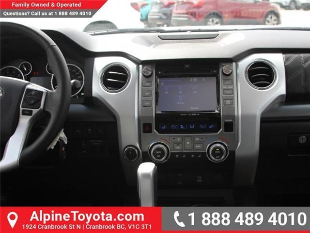 2017 Toyota Tundra  (Stk: X722358A) in Cranbrook - Image 10 of 19