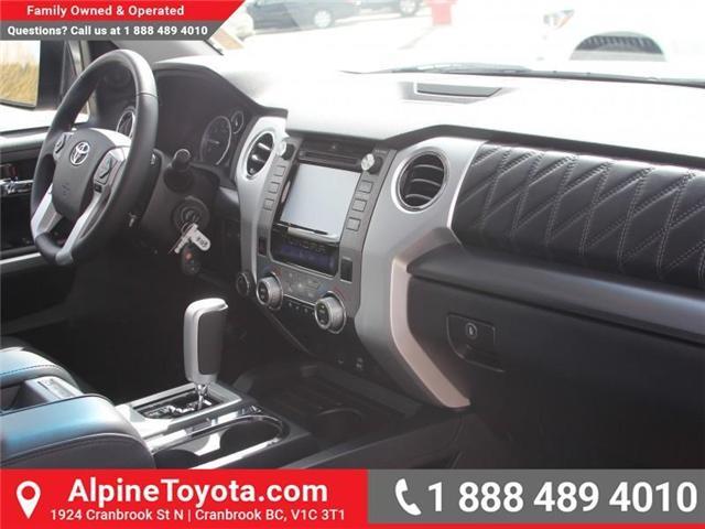 2017 Toyota Tundra  (Stk: X722358A) in Cranbrook - Image 11 of 19