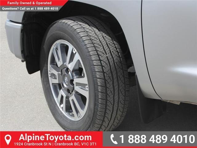 2017 Toyota Tundra  (Stk: X722358A) in Cranbrook - Image 19 of 19