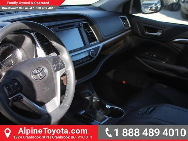 2016 Toyota Highlander Limited (Stk: S836179A) in Cranbrook - Image 8 of 19
