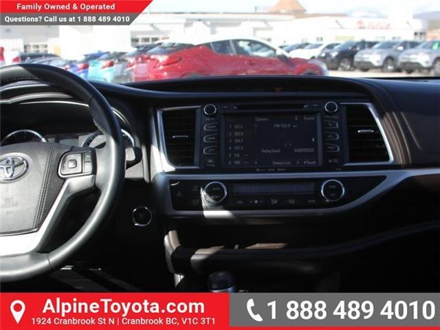 2016 Toyota Highlander Limited (Stk: S836179A) in Cranbrook - Image 9 of 19