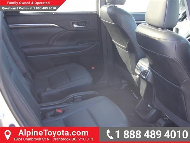 2016 Toyota Highlander Limited (Stk: S836179A) in Cranbrook - Image 11 of 19