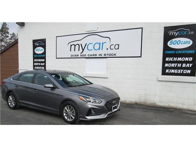 2018 Hyundai Sonata GL (Stk: 180392) in North Bay - Image 2 of 13